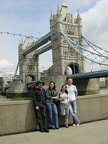 with micha, isa and radek at london