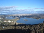 view from the top of Canberra's TV Tower